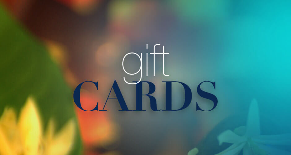 Oasis Nail Spa - Gift Cards